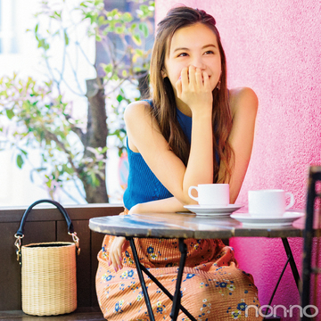 カフェデートで持ちたい、1万円以下で買える夏バッグ