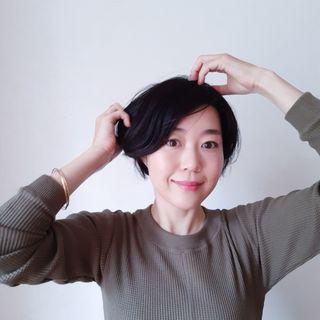 40代髪型 ショート