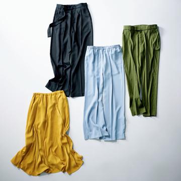 【オンラインで買いたいお値段以上服】着心地もお手入れもラクにこだわったエルーラの大人日常服