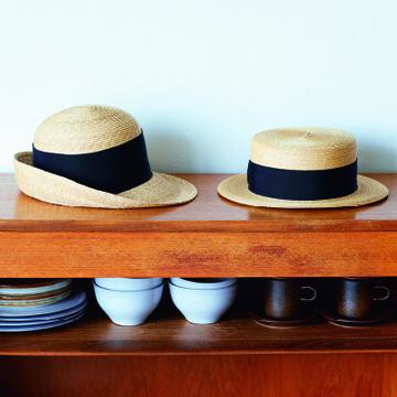 最高の素材と技術で夏のおしゃれを彩る麦わら帽子【MADE IN JAPANの隠れた名品】