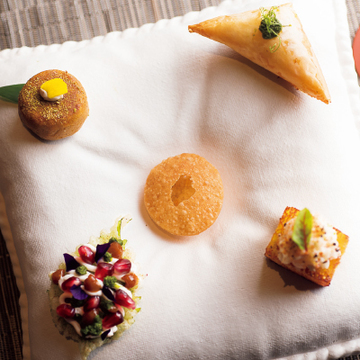 スパイスが織り成すモダンなインド料理『SPICE LAB TOKYO』