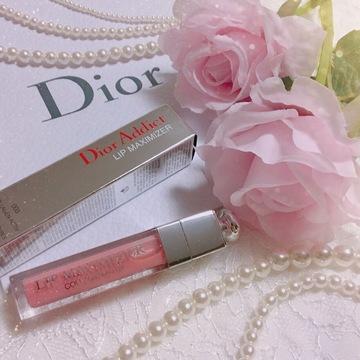 """【 第19回❤︎ 】あっという間にぷるぷるな唇へ!Diorの""""リップマキシマイザー""""*"""