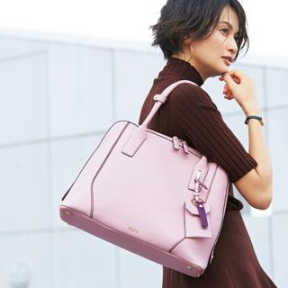 TUMI が大人の最終結論 知るほどに欲しくなる、機能派美人な「お仕事バッグ」
