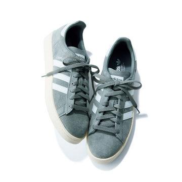 合わせるスタイルを選ばない鉄板!『adidas Originals』CAMPUSスニーカー