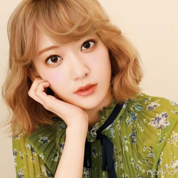 IZ*ONE宮脇咲良さんの韓国っぽ美人眉分析★ レアな眉ヒストリー写真も!