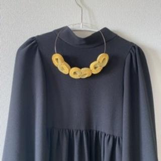 40代、初心にかえってリトルブラックドレスを更新しました。_1_3-2