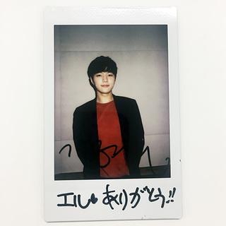 【応募終了】エルさん(INFINITE)の直筆サイン入りインスタント写真を1名様にプレゼント!