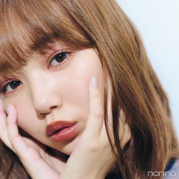 江野沢愛美のセルフメイク♡ 今っぽ囲み目が可愛すぎ!