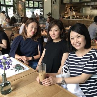 中目黒川沿いの「Stall RESTAURANT」でランチ女子会
