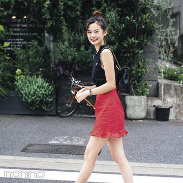 渡邉理佐も私服で登場★ノンノ専属モデルの夏の旅行コーデをのぞき見♡