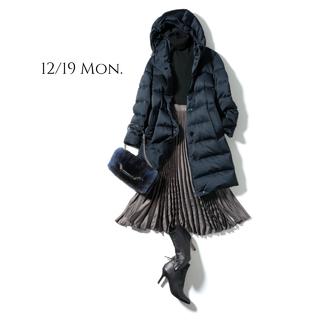 40代 冬ファッション