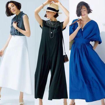 """【2021夏】50代が""""買い足したい""""アイテムとは?おしゃれプロが選ぶ「服&小物ランキング」"""