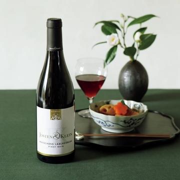 和食とのマリアージュを楽しみたい「ラーヒャーベルク ピノ・ノワール」【飲むんだったら、イケてるワイン】