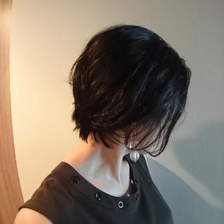 髪型から始める秋仕度。
