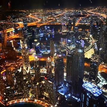 世界で一番高い場所にあるレストランへ〜ドバイ⑤〜