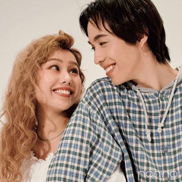 Photo Gallery|ぺこ&りゅうちぇるの微笑ましすぎる夫婦ショット公開!