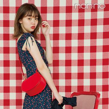 #マイベストイレブン★江野沢愛美の夏私服コーデ「まなみふく」
