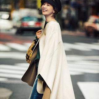 年齢やトレンドに合わせて少しずつ更新!モデル五明祐子さんの「進化する大人カジュアル」