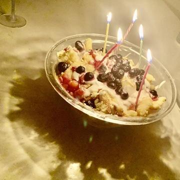 50歳のお誕生日を迎えました。
