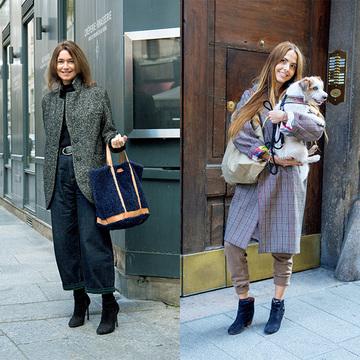 パリ&ミラノマダムが夢中のトレンドコーデ5選【世界のマダムの愛着服】