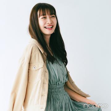 2019秋トレンド★ 今季一番かわいいアウター、コーデュロイジャケットを3通りに着回し!