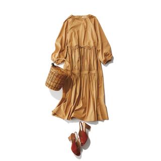 アラフォーに似合うワンピースまとめ | 40代レディースファッション