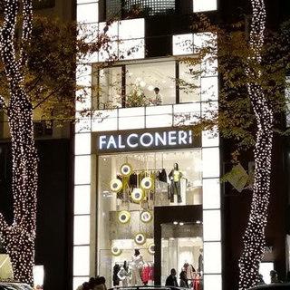 FALCONERI 表参道店オープニングパーティーへ♪_1_1-1