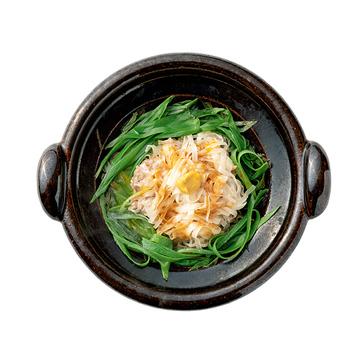 丸めず包まず作れる「簡単シュウマイ鍋」のレシピ【大原千鶴さんのおつまみ小鍋】
