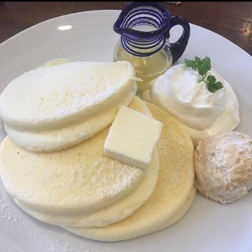 北海道のパンケーキ♡KANON PANCAKE