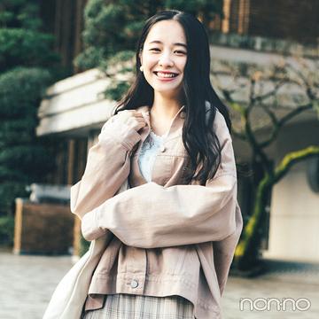 #春から大学生必見! 堀田真由主演・新一女の好かれ着回し【day1〜5】