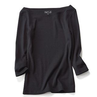 インナーでこなれ感アップ!冬に大活躍するTシャツ&カットソー