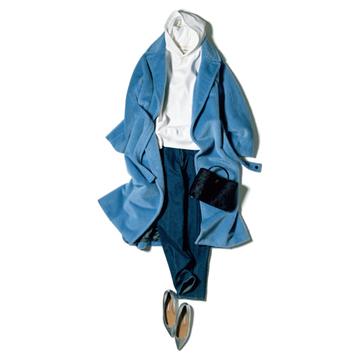 【くすみパステルコーデ】着こなしにプラスしたいおすすめのきれい色アイテムを紹介