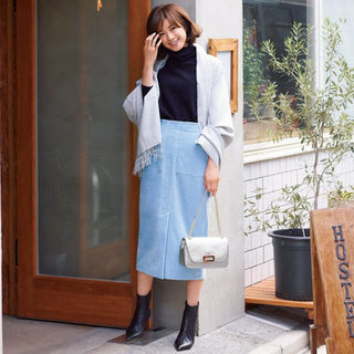 アラフォーの女っぷりを上げるスカートはこれ!SHOP Marisol スカートランキングTOP10