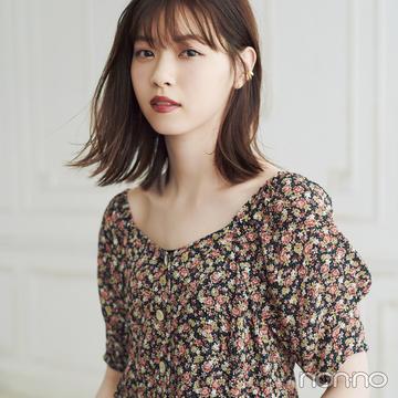 2019秋のトレンド★ 花柄は大人っぽいヴィンテージ調がねらい目!