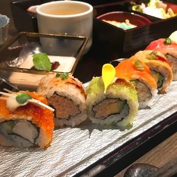 インスタ映えも♡銀座でお得な寿司ランチ!