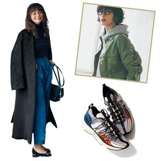 注目のカジュアルアイテムを使った冬のオフ&リモートワークコーデのまとめ【40代ファッション】