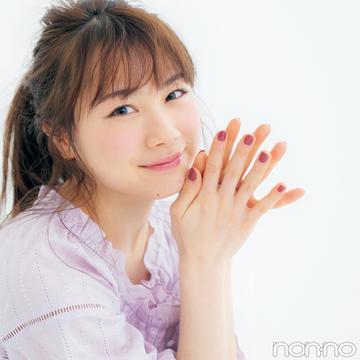モーニング娘。'18 の石田亜佑美さんって、握手会でどんなハンドクリーム使ってるの?