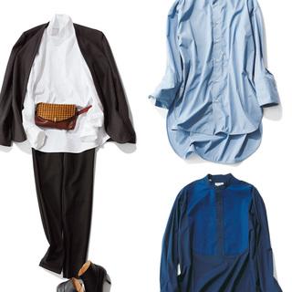 定番のシャツ。2018年秋にアップデートさせるなら、アラフォーが選ぶべきは?