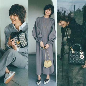 アラフィーが買うべき『主役バッグ』と『格上げ靴』おしゃれな人は靴とバッグが決まっている!