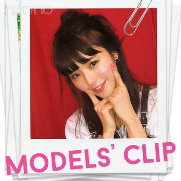 鈴木優華の大好物は練乳をかけて食べるアレ♪【Models' Clip】