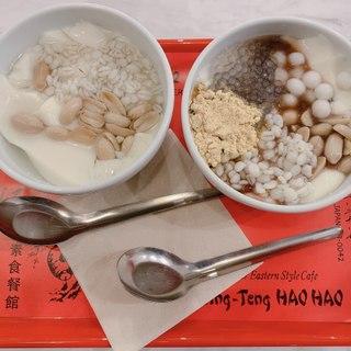 台湾が熱い!本格スイーツ豆花食べてきました