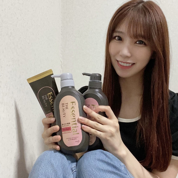 Essential THE BEAUTY 毎日のヘアケアで美しい髪へ♡