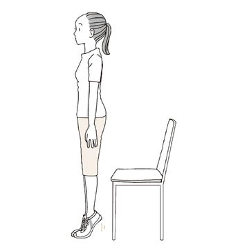 【鉄則2】血流を支える、下肢を鍛える!