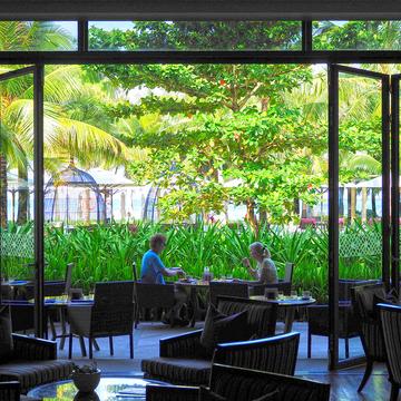 緑とおもてなしの心が溢れるフーコック島のサリンダ