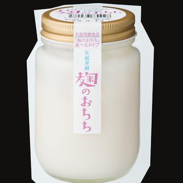 多種に活用できる佐渡発酵の「麹のおちち 食べるタイプ」