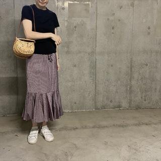 """今年のかごバッグは""""tsuru by marikooikawa""""で_1_2"""