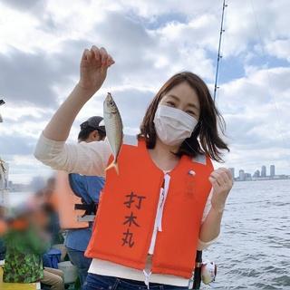 元町中華街駅から徒歩わずか5分!東京湾で船釣りに挑戦