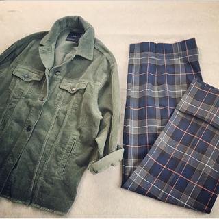 気になる秋服はZARAにあり。今シーズンは「コーデュロイ」と「チェック」に注目です!