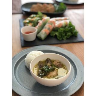 オンラインレッスンでタイ料理を学ぶ