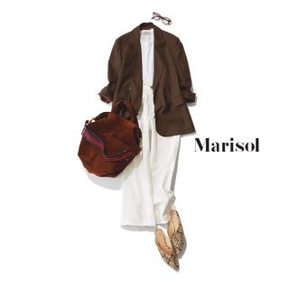 母校のバザーで売り子のお手伝い。カジュアル白コーデにジャケットを【2019/9/7コーデ】